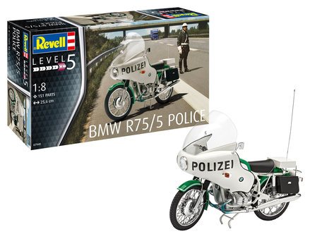 Revell BMW R75/5 Police 1:8