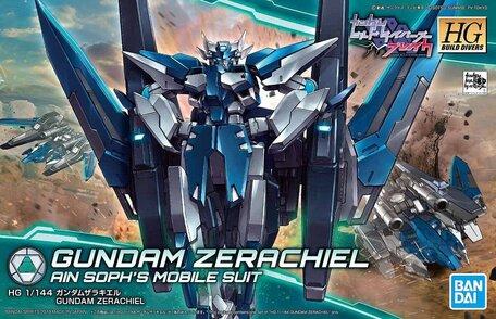 GN-011Z Gundam Zerachiel