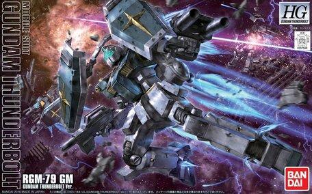 RGM-79 GM Gundam Thunderbolt ONA Version