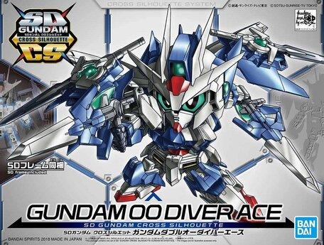 GN-0000DVR/A Gundam 00 Diver Ace
