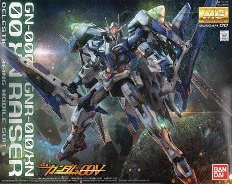 MG 1/100: GN-0000+GNR-010/XN 00 XN Raiser