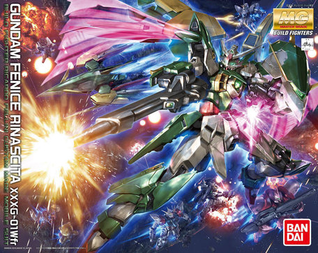 XXXG-01Wfr Gundam Fenice Rinascita