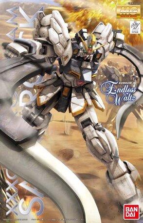 MG 1/100: XXXG-01SR Gundam Sandrock