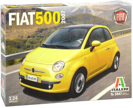 Italeri Fiat 500 1:24