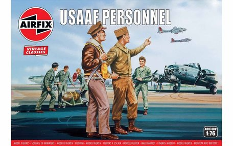 Airfix USAAF Personnel 1:76