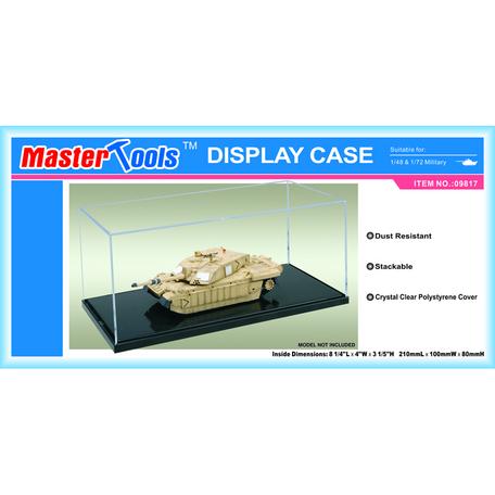 Display Case: 21,0 x 10,0 x 8,0 cm
