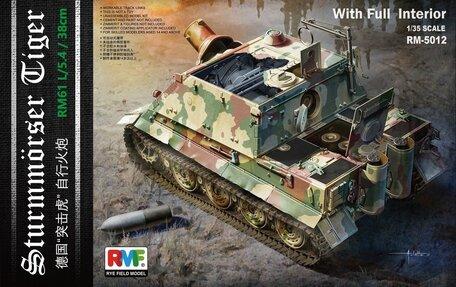 RFM Sturmtiger With Full Interior 1:35