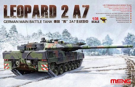 Meng Leopard 2 A7 1:35
