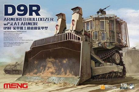 Meng D9R Armored Bulldozer 1:35