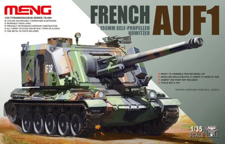 Meng French AUF1 Howitzer 1:35
