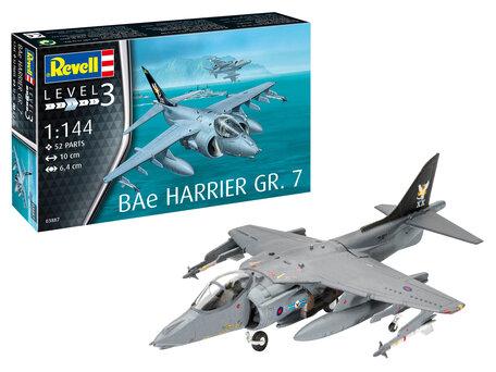 Revell Bae Harrier GR.7 1:72
