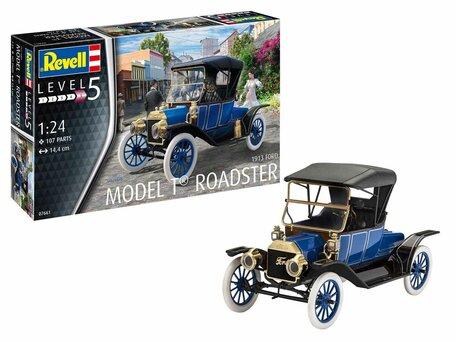 Revell Ford Model T Roadster 1913 1:24