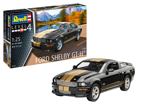 Revell 2006 Ford Shelby GT-H 1:25