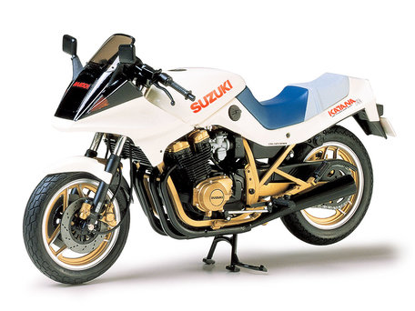 Tamiya Suzuki GSX750S New Katana 1:12