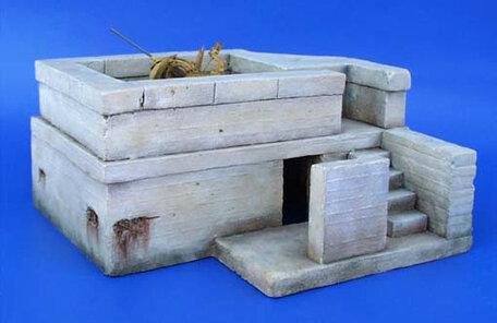 Plus Model Flak Bunker 1:35