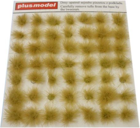 Plus Model Tufts of Grass: Dry