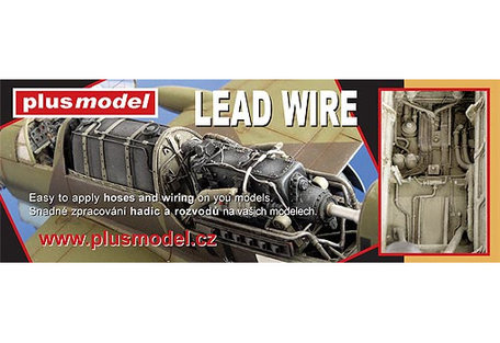 Plus Model Lead Wire 0.8 mm (236)