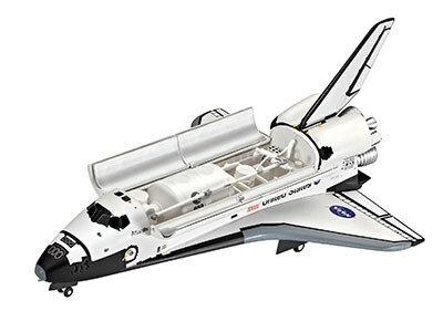 Revell Space Shuttle Atlantis 1:144