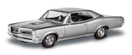 Revell 1966 Pontiac GTO 1:25