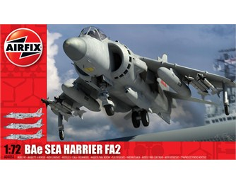 Airfix BAe Sea Harrier FA2 1:72