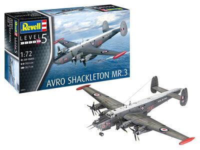 Revell 03873 | Avro Shackleton MR.3 1:72