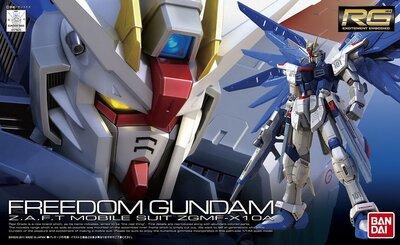 ZGMF-X10A Freedom Gundam RG 1/144