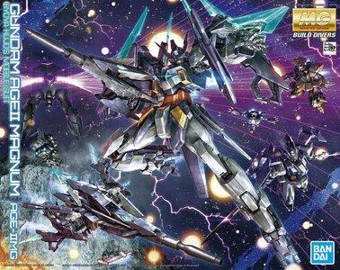 AGE-IIMG Gundam AGEII Magnum MG 1/100