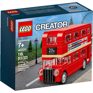 LEGO Creator 40220 London Bus