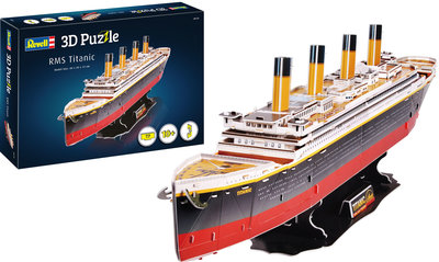 Revell RMS Titanic 3D Puzzel #00170