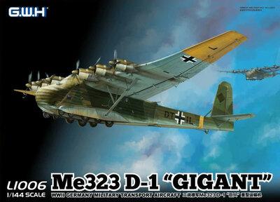 Great Wall Hobby L1006 Messerschmitt Me 323 D-1 Gigant 1/144