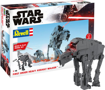 Revell 06772 Star Wars First Order Heavy Assault Walker