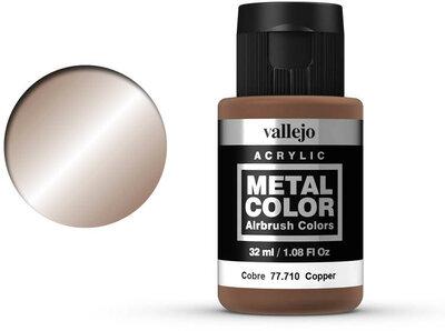 Vallejo 77.710 Metal Color Copper