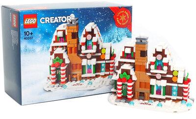 LEGO 40337 Mini Peperkoekhuis