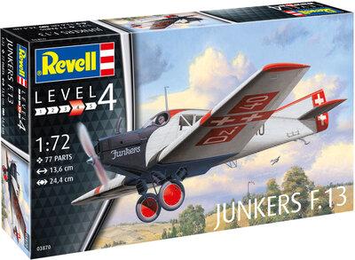 Revell 03870 Junkers F.13 1:72