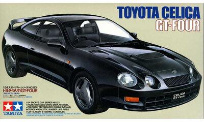 Tamiya 24133 Toyota Celica GT-Four 1/24