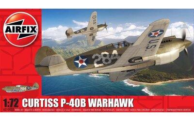 Airfix A01003B Curtiss P-40B Warhawk 1:72
