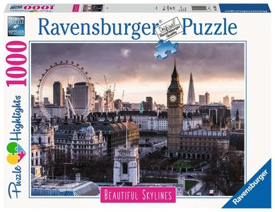 Ravensburger London #140855 Puzzel