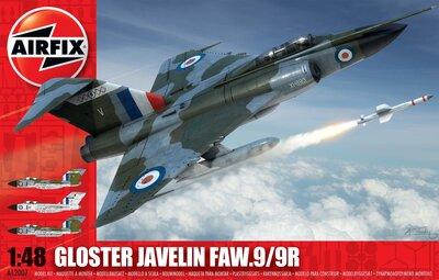 Airfix 12007 Gloster Javelin 1:48