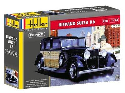 Heller Hispano Suiza K6 1/24 (80704)
