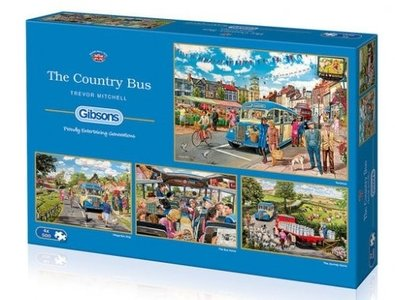 Gibsons The Country Bus (G5037)