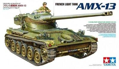 Tamiya French Light Tank AMX-13 1/35 (35349)