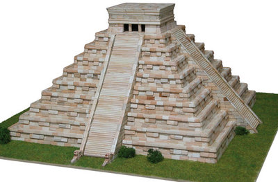 Aedes Ars Kukulcán Temple 1/175 (1270)