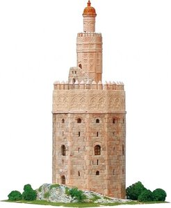 Aedes Ars Gold Tower 1/100 (1260)