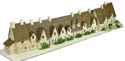 Aedes Ars Bibury Arlington Row 1/87 (1601)