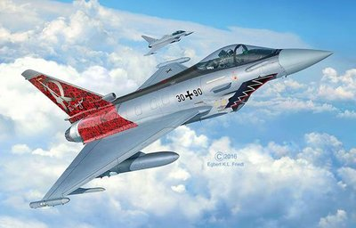 Revell Eurofighter Typhoon Single Seater 1:72 (03952)
