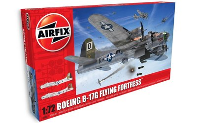 Airfix Boeing B-17G Flying Fortress 1:72 (A08017)