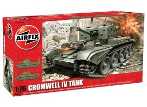 Airfix Cromwell IV 1:76 (A02338)