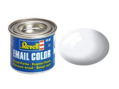 Revell Verf 04 White Gloss