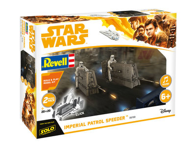 Revell Star Wars Imperial Patrol Speeder (06768)