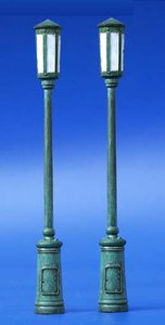 Plus Model Street Lamps - Set No. I 1/35 (052)